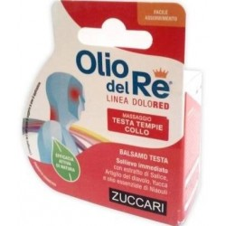 OLIO DEL RE DOLORED BALSAMO TESTA,TEMPIE,COLLO