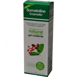 SOMATOLINE COSMETIC NATURAL GEL SNELLENTE