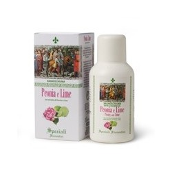 SPEZIALI BAGNOSCHIUMA PEONIA E LIME