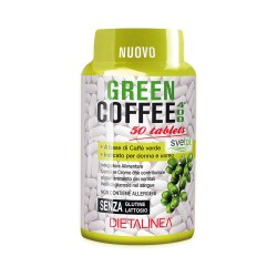 DIETALINEA GREEN COFFE COMPRESSE