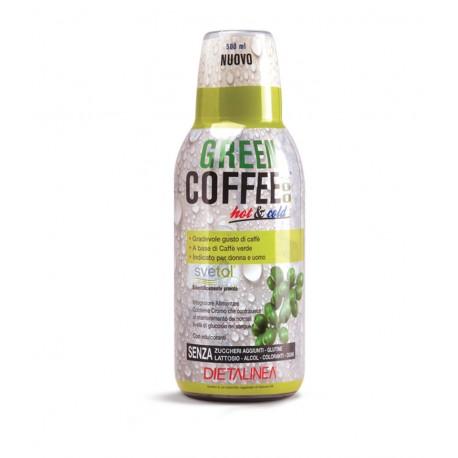 DIETALINEA GREEN COFFEE HOT & COLD 500 ML