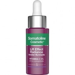 SOMATOLINE COSMETIC LIFT EFFECT RADIANCE BOOSTER ILLUMINANTE