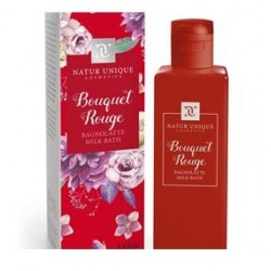 NATUR UNIQUE BOUQUET ROUGE BAGNO LATTE